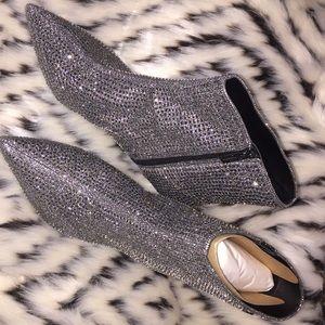 2cb825ddc289 MICHAEL Michael Kors Shoes | Michael Kors Blaine Flex Kitten Booties ...